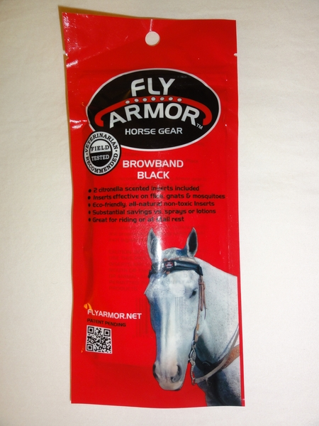 Fly Armor Browband