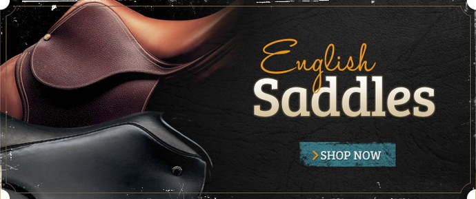Enlgish Saddles