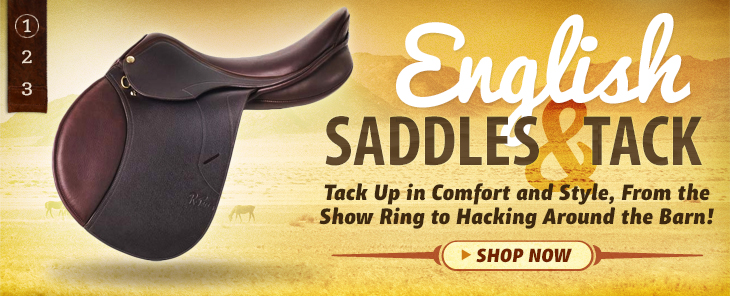 English Saddles & Tack