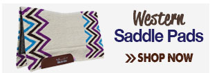 Western Saddle Pads