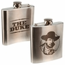 John Wayne Metal Flask - gift boxed