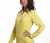 Kastel Denmark Charlotte Sun Shirt in Yellow with White