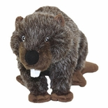 Mighty Beaver Dog Toy