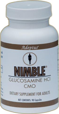 Nimble for Humans by Adeptus - 90 capsules