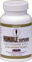 Nimble Supreme for People by Adeptus - 90 capsules