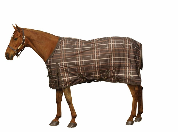 Pessoa Alpine Rain Sheet - Earth Plaid - Sale price
