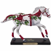 Trail of Painted Ponies Christmas Canter Figurine