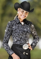 Western Show Shirts & Blouses