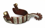 Western Spurs and Spur Straps