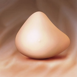 ABC Ultra Light Silicone Asymmetric Breast Form, Style 1021