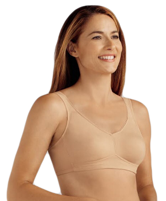 Amoena Marlena Seamless Soft Cup Pocketed Bra  2167