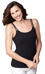 Amoena Valetta Pocketed Camisole with Integrated Bra, Style 2830