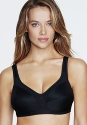 Dominique Intimate Apparel Cotton Lined Soft Stretch Bra 5316