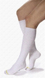 Jobst Athletic Knee High Sock (8-15 mmHg)
