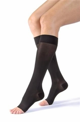 Jobst UltraSheer Knee High Open Toe (30-40 mmHg)