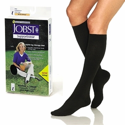 Jobst Women's Casual Knee High Sock  (8-15 mmHg)