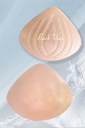 Jodee Cool 'N Lite Triangle Silicone Breast Form, Style 42