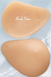 Jodee Sincerely Lite Asymmetric Silicone Breast Form, Style 89