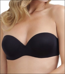 Le Mystere Sculptural Push-Up Strapless Underwire Bra, Style 2755