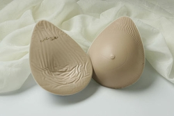 Nearly Me Lites Full Oval Lightweight Silicone Symmetrical Breast Form #245