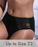 Rosa Faia by Anita Romina Waist-High Brief 1488