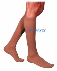 Sigvaris 230 Cotton Knee High Closed Toe (20-30 mmHg)