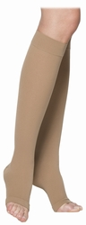 Sigvaris 230 Cotton Knee High Open Toe (20-30 mmHg)
