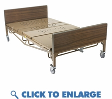 FULL ELECTRIC BARIATRIC BED / MEDICAL BED 54