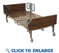 FULL ELECTRIC BARIATRIC HOSPITAL BED FRAME 42