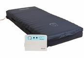 DELUXE ALTERNATING PRESSURE MATTRESS SYSTEM GROUPII W/ FOAM BASE