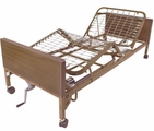 HOSPITAL BED FRAME SEMI ELECTRIC