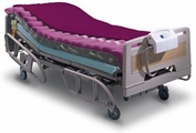 MED TECH- 8000 ALTERNATING PRESSURE MATTRESS W/ ADVANCED PUMP