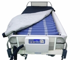Medical Air Mattress PLUS defined Perimeter Low Air and Alternating Pressure Mattress System