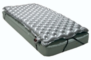Premium Guard Deluxe Static Air Mattress Overlay
