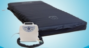 QUEEN SIZE LOW AIR LOSS MATTRESS AND PUMP SYSTEM