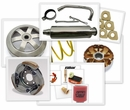 GY6 50 Performance Exhaust CVT Kit