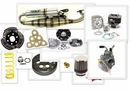 Yamaha Zuma Complete Upgrade Kit