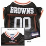 Cleveland Browns NFL Dog Jersey - Extra Small