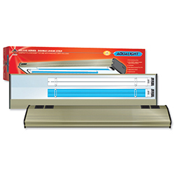 Coralife deluxe series single linear strip