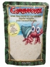 Crabworx Extra Fine Gravel 1 lb, White       , From Hagen