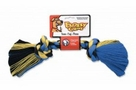 Mammoth Pet Products Cottonblend Color Rope Bone Mini 6in