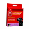 "Dogit Nylon Dog Muzzle, Black, X-Large, 8.5"", From Hagen"