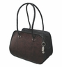 Dogit Style Faux Leather Tote, Milano Brown, From Hagen