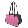 Dogit Style Faux Suede Tote, Pink, From Hagen