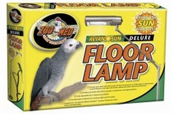 Zoo Med AvianSun Deluxe Floor Lamp