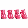 Dogit Style Rain Boots - Pink, Size M, From Hagen