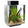 Fluval Edge 12 Gal with 42-LED Light, Black, From Hagen