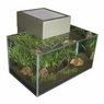 Fluval Edge 6 gal. Aquarium Set, Pewter, From Hagen