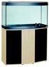 Fluval Vicenza 180 Bow Front Aquarium Set, Black/Oak, From Hagen