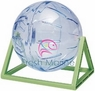 Habitrail Mini Exercise Ball with Stand, From Hagen